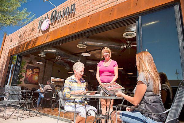Lake Havasu City AZ - list of restaurants in city w price range-no reviews