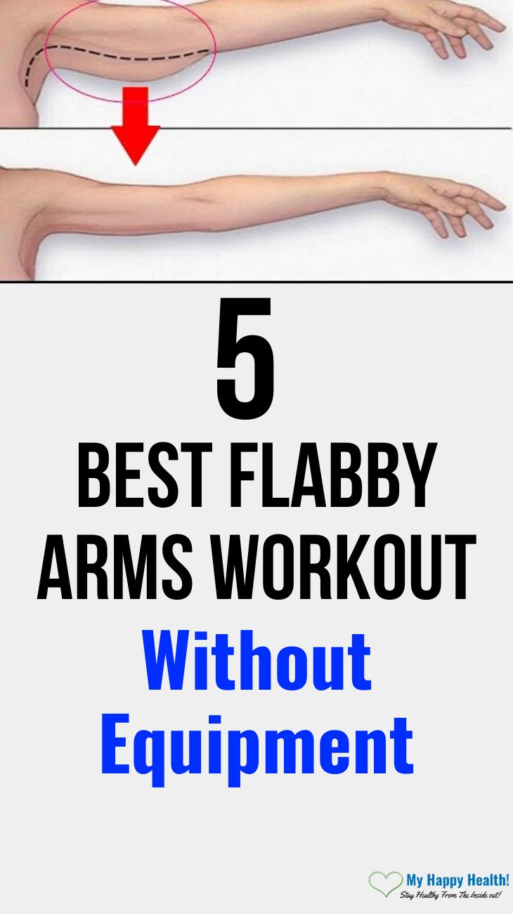 Best 5 flabby arms workout no equipment bat wings