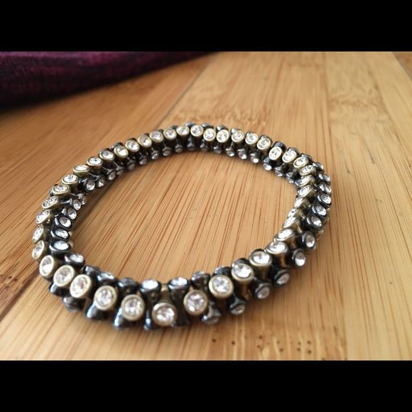 Stella and Dot Bracelet Love the multi metals in this bracelet! In perfect condition. Stella & Dot Jewelry Bracelets