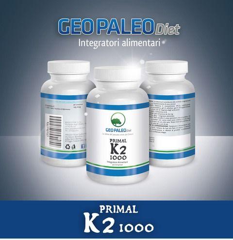 [La prima Vitamina K2-MK7 nella forma più Potente al Mondo]