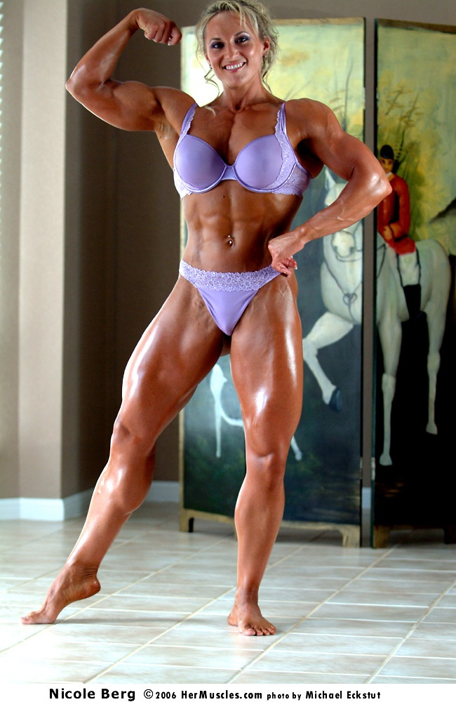 14 best Nicole Berg images on Pinterest | Muscle, Muscles