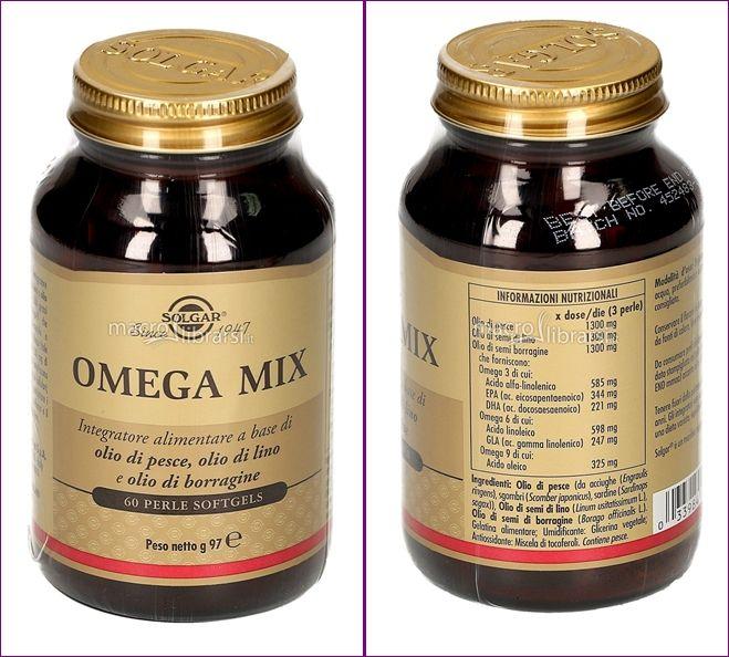 Si parla molto dell'importanza delle sostanze chiamate Omega 3, Omega 6 e Omega 9 e