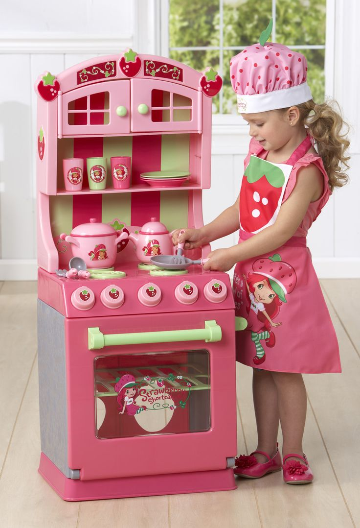 49 best strawberry shortcake toys images on pinterest for Kitchen set at toys r us