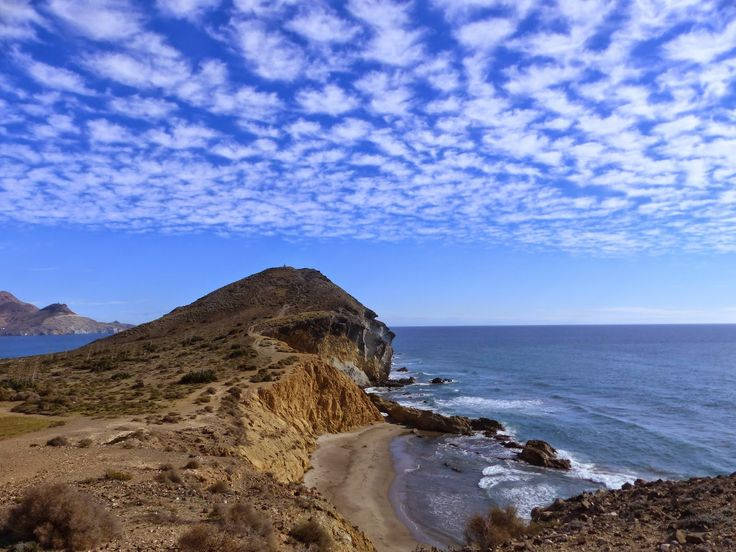 Hiking the Volcanic Coastal Path from San Jose to Playa del Monsul - Beaches ...