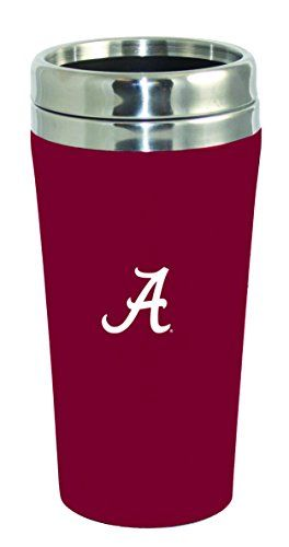 Alabama Crimson Tide 16 Oz. Soft Touch Finish Tumbler J and D Jewelry and More http://www.amazon.com/dp/B01310KH6C/ref=cm_sw_r_pi_dp_8ERXvb0QYAD1B