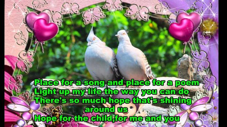 The Bird And The Child( L'oiseau et l'enfant )    Marie Myriam (English ...