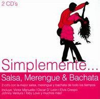 Simplemente: Salsa, Merengue & Bachata