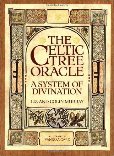 The Celtic Tree Oracle: A System of Divination: Colin Murray, Liz Murray, Vanessa Card: 9780312020323: Amazon.com: Books