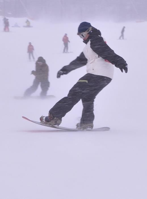 #snowboard #tailpress #snow #storm