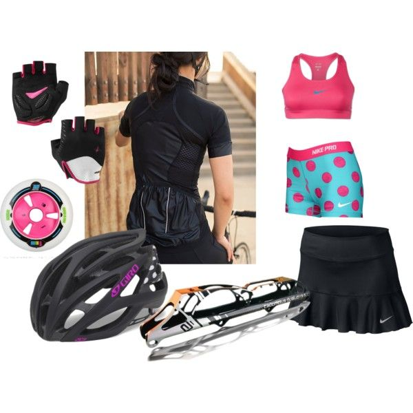 U0026quot;Inline Skating Wishlistu0026quot; By Dessertbycandy On Polyvore | Inline Skating U0026 Workout Outfits ...