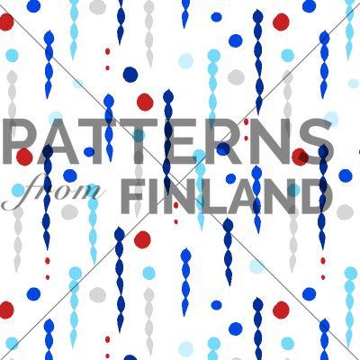 Helmi by Tiina Taivainen   #patternsfromfinland #tiinataivainen #patterns #finnishdesign