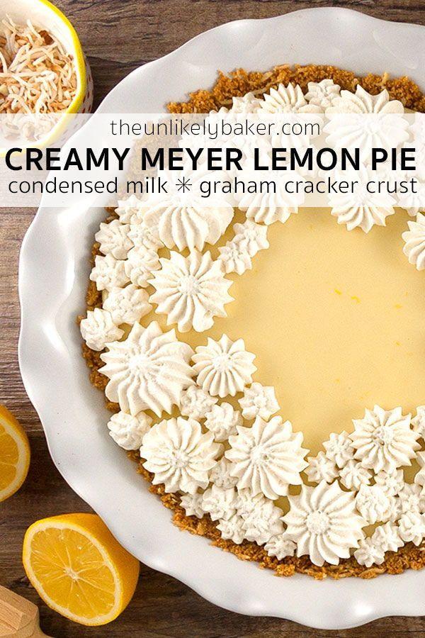 [VIDEO RECIPE] Easy Meyer Zitronenkuchen mit Kondensmilch – perfekt süß und …