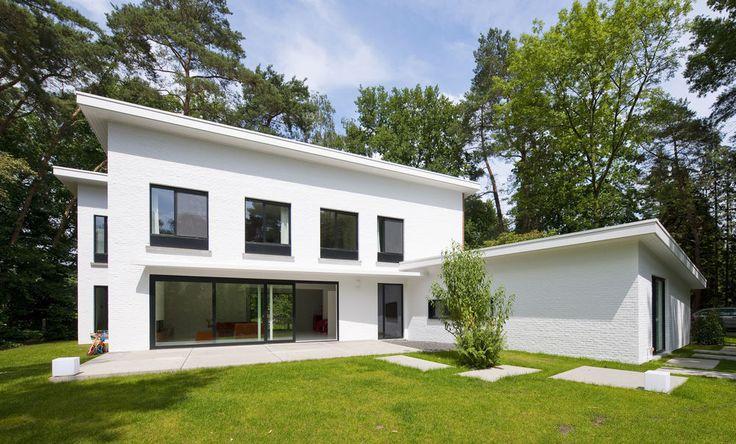 25 beste idee n over jaren 50 huis op pinterest jaren 50 thuis en jaren 50 keuken - Renovatie huis exterieur voor na ...