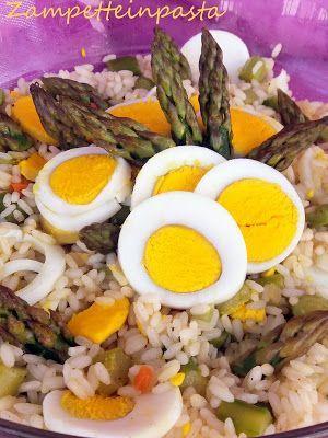 Ormai è tempo di insalate, la miglior soluzione per risolvere in maniera gustosa e, visto il caldo, anche senza stare troppo ai fornelli il momento dei pasti!!!Basta combinare con fantasia gli ingredi