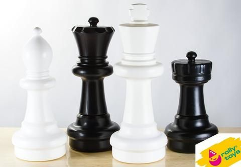 """Extra Pieces for Rolly Toys 25"""" Giant Chess - Chess Set - Chess-House"""
