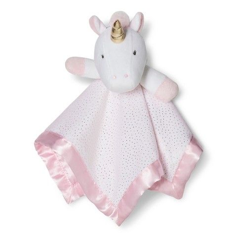 Circo™ Security Blanket - Unicorn I wish i was having a girl so i could buy this! | Beautiful Cases For Gir
