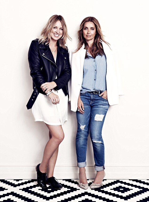 Louise has launched trend blog, A Style Album, with former Matches Fashion stylist Emma Th...