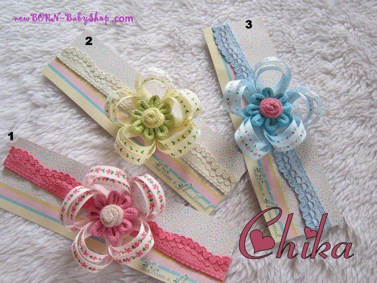 Crochet Headband for baby, children