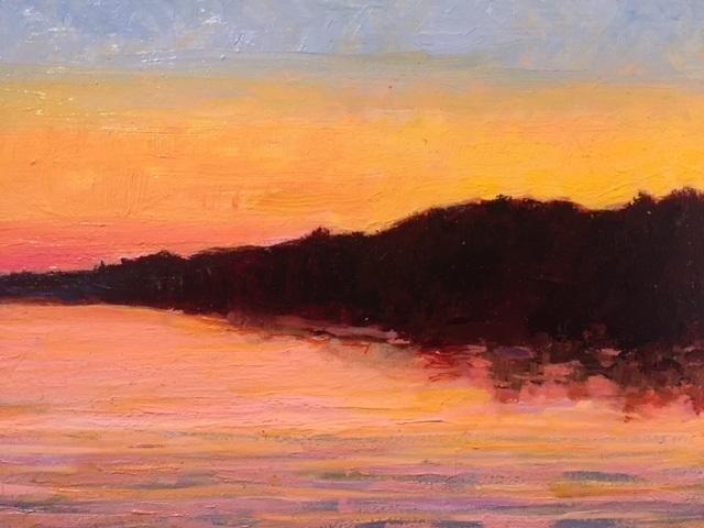 Dusk, Annapolis Royal
