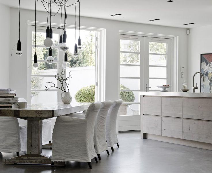 Luxe appartement - keuken