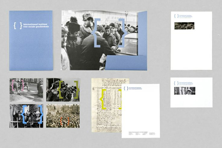 CD for the International Institute of Social History in Amsterdam by Thonik