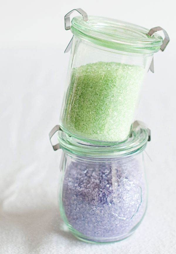 DIY Sugar Glitter