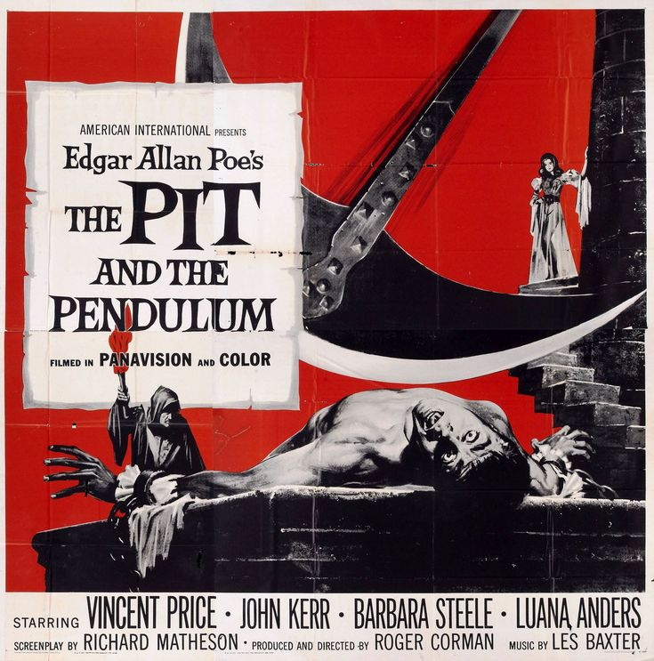 igrave igrave the pit and the pendulum igrave ecirc acute iacute igrave igrave ecirc deg igrave acute euml macr cedil igrave sect  pit and the pendulum 1961
