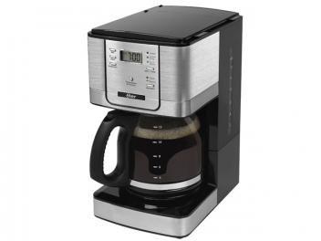 Cafeteira Elétrica Oster 4401 24 Xícaras Inox - Preto