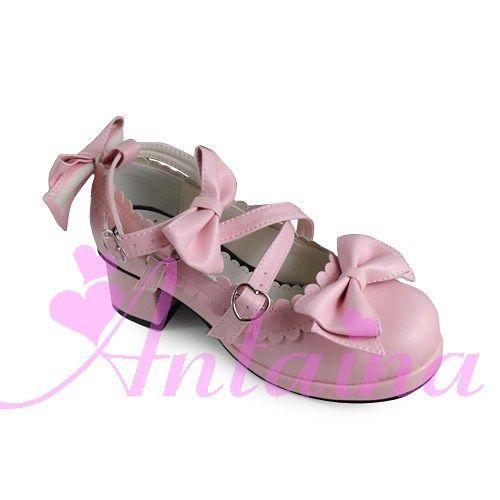 ◢ no * tai * na * ◣ LOLITA bow prinsesse sko motesko ny 9812-1 PRIS ¥ 168,00 Til 218,00 Distribusjon Shanghai Til landetUttrykke: ¥ 12,0 ...