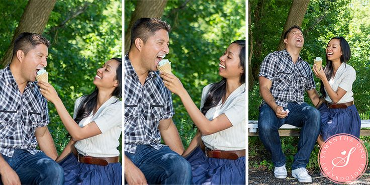 Pickering Engagement Session: Leyna and Craig
