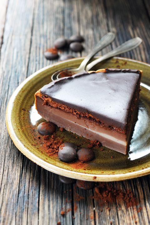Dorian cuisine.com Mais pourquoi est-ce que je vous raconte ça... : Les gâteaux magiques sont-ils vraiment magiques ? Gâteau magique très très chocolat !