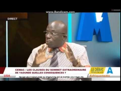 "Pdt Banda Kani: Sommet FCFA CEMAC ""Paul Biya qui bloque la Sous Region"" ..."