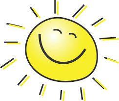 De zon= een verwarmingsbron.