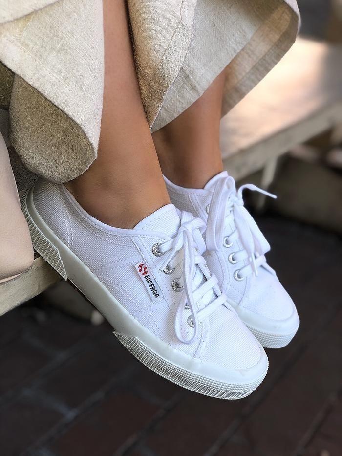 Superga 2750 Classic Pure Cotton Sneakers