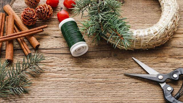 5 ways you can make holiday decorations on the cheap