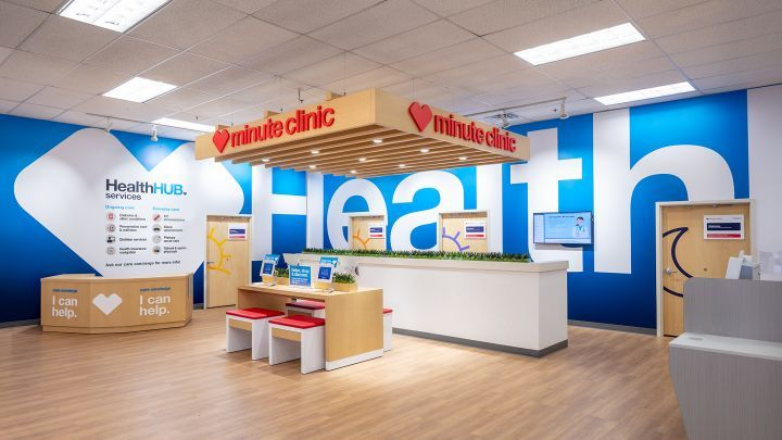Walgreens And Cvs Are Redesigning Their Drugstores To Focus More On Health Here S How They Compare Store Design Health Design