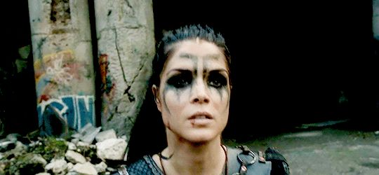Octavia is so badass but I'm still sad for her loss.