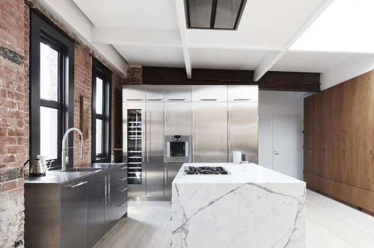 Прекрасное пространство, созданное дизайнерами студии Soren Rose Studio NYC, можно обнаружить в районе Tribeca, NYC, США