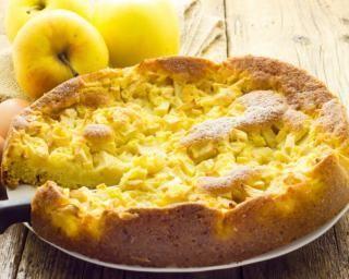 Gâteau diététique aux flocons d'avoine et pomme : http://www.fourchette-et-bikini.fr/recettes/recettes-minceur/gteau-dittique-aux-flocons-davoine-et-pomme.html