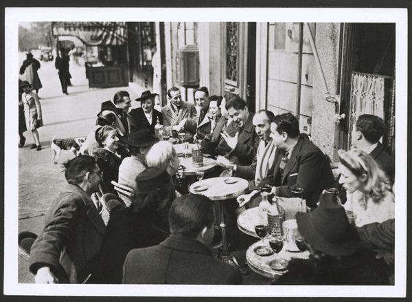 64 best images about À paris dans chaque... café on pinterest ...