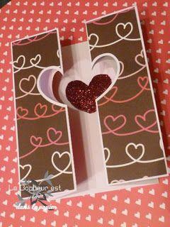 Le Bonheur est dans le Papier: Joyeuse St Valentin !!