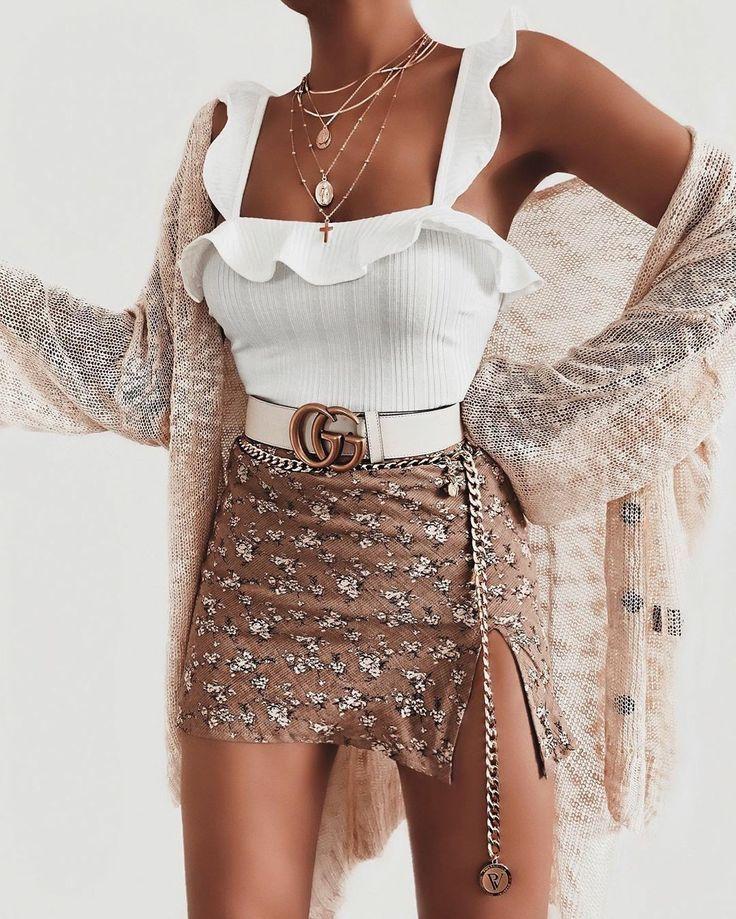 Wunderbare Outfits & beliebte Looks für ideale Mädchen