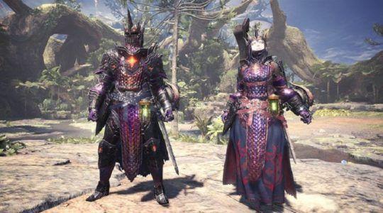 Monster Hunter World Adding Arch Tempered Zorah Magdaros