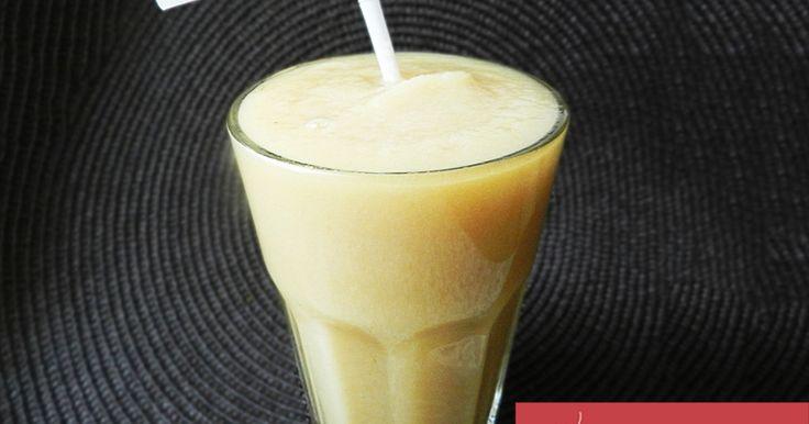 Koktajle - Oczyszczający koktajl jabłkowo-gruszkowy