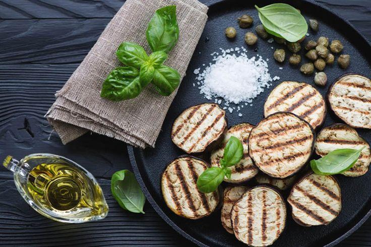 10 ricette con melanzane gustose e light!