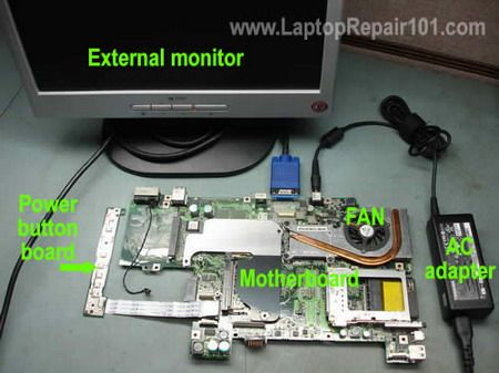 Laptop Repair 101 ; Troubleshoot laptop