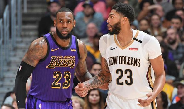 Nba News Significant Lebron James And Anthony Davis Claim Made Is Lakers Trade On Lebron James Anthony Davis Nba Trades