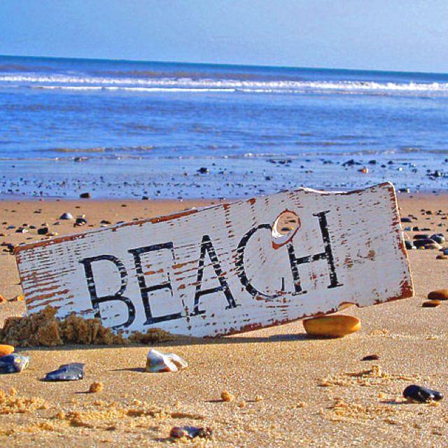 beach sign: Favorite Places, Beachy, Beach Living, Beach Signs, Sea, Summer Lovin, Beach Bum, Beach Life, Myrtle Beach