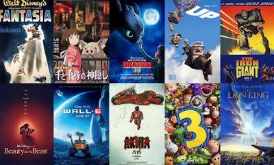 Daftar Film Animasi Terbaru 2017 - Animation movie menjadi salah satu jenis film yang banyak digemari oleh semua kalangan termasuk biasa dijadikan sarana hiburan buat seluruh keluarga. Bahkan beberapa tahun belakangan, genre film ini masuk ke dalam jejeran film box office yang mampu bersaing dengan genre film lainnya.