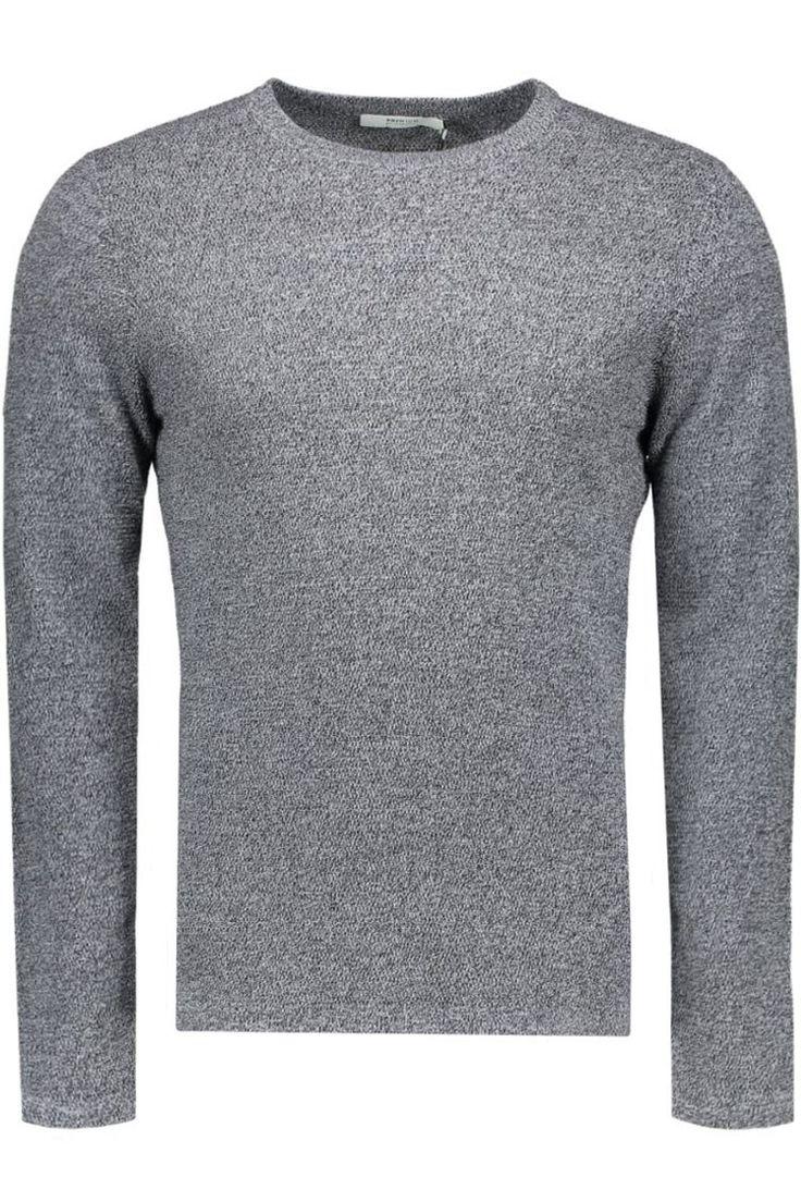 Jack & Jones Sweaters, truien & vesten Jprsteve Knit Crew Neck Noos 10102387 Grijs 1
